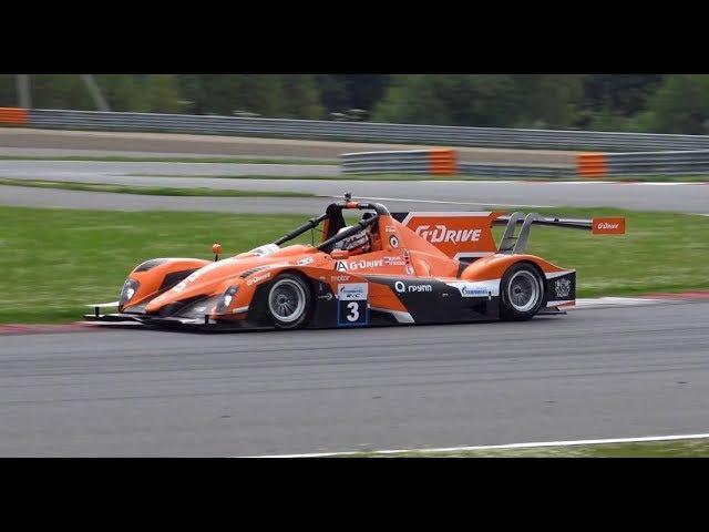 Radical SR3/Ligier JS51 PURE SOUND Moscow Raceway