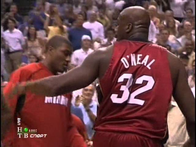Miami Heat @ Dallas Mavericks Game 1 - NBA Finals 2006