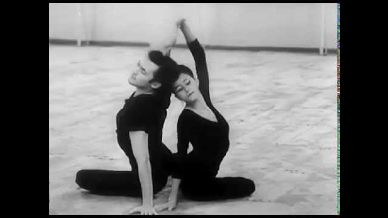Лейли и Меджнун (С.Баласанян), хореография - Касьян Голейзовский.