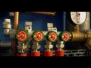 Монтаж квартирного водопровода и отопления. Опрессовка системы