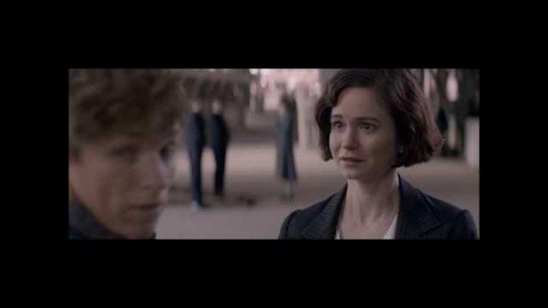 Newt says goodbye to Tina - Final Scene - Fantastic Beasts and Where to Find Them - 1080p