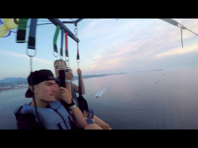 AlaN-BergsoN Weeklife ● Parachute Ascensionnel || Go Pro Hero 4 ||