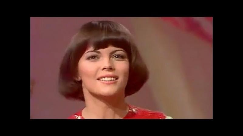 Mireille Mathieu - Dieu Te Garde (Top à Enrico Macias, 20.05.1972)