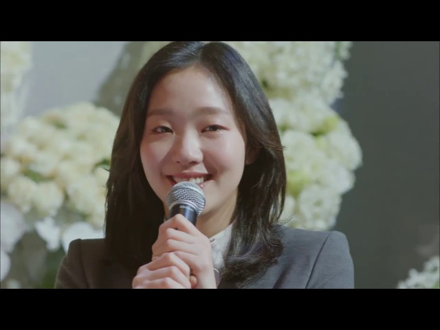 Ji Eun Tak (Kim Go Eun) lovely sing in Goblin