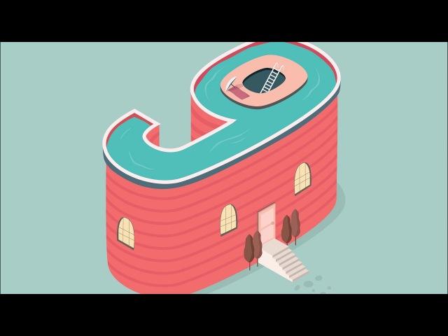 Adobe Illustrator: Isometric Number Type Illustration Speed Art
