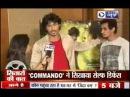 Commando Movie star Vidyut talks Exclusive on India News