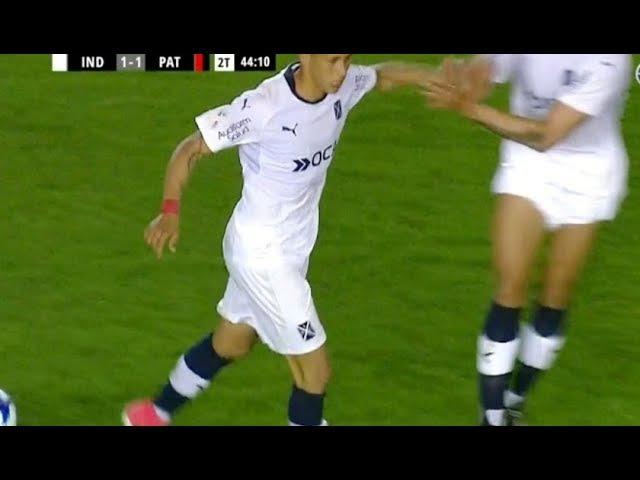 Independiente vs Patronato 1-1 - Goles y Resumen | Fecha 7 Superliga Argentina 29102017
