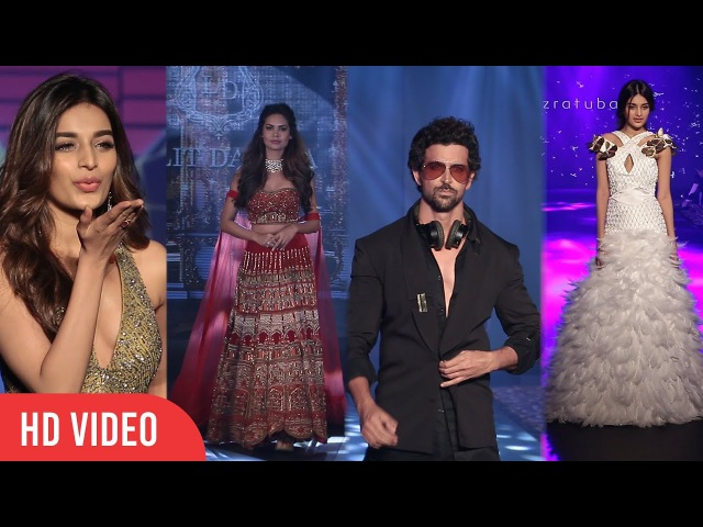 Tech Fashion Tour Season 3 Fashion Show | Hrithik Roshan, Esha Gupta, Nidhhi Agerwal, Adah Sharma