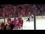 Saad Goal Game 6 Blackhawks vs Ducks 2015