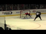 Patrick Kane shoot out in Chicago Blackhawks Training Camp Festival 2011