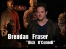 Brendan Fraser interview The Mummy Tomb Dragon Emperor