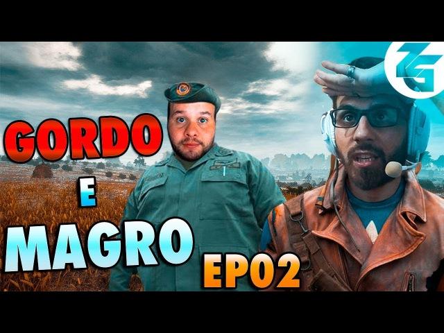 As aventuras do GORDO e o MAGRO - EP02
