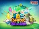 Champions and Challengers ВРЕМЯ ПРИКЛЮЧЕНИЙ ОБЗОР Adventure Time, Gameplay, ПРОХОЖДЕНИЕ Mr.BarBos