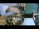 Приготовление мясной котлетной массы КПЛСО
