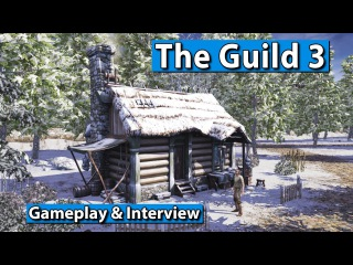 The Guild 3 - Play more than 600 years!  gamescom 2017 #gamescom2017