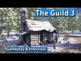 The Guild 3 - Play more than 600 years! ► gamescom 2017 #gamescom2017