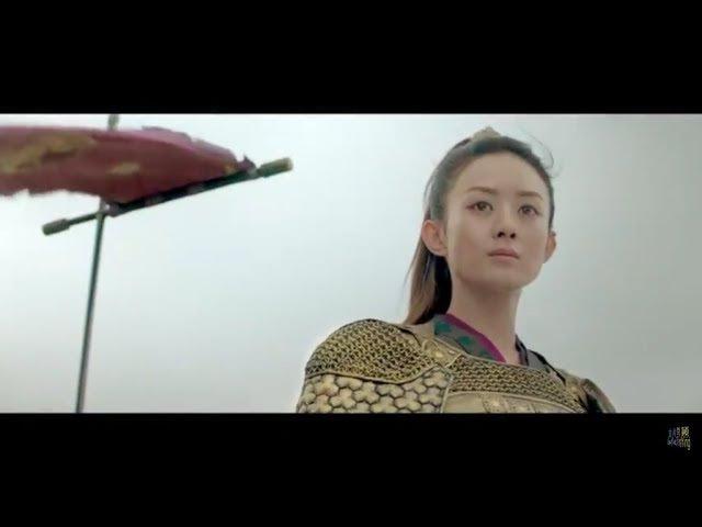 趙麗穎24373;碧晨 《楚喬傳》片頭曲《望》官方MV