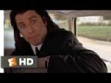I Shot Marvin in the Face - Pulp Fiction (1112) Movie CLIP (1994) HD