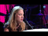 Diana Krall performs