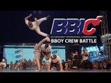 Red Bull BC One All Stars vs Vagabonds BBIC 2017 Bboy Final Crew Battle Bucheon South Korea YAK