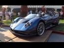 Meet the New $15M Pagani Zonda HP Barchetta