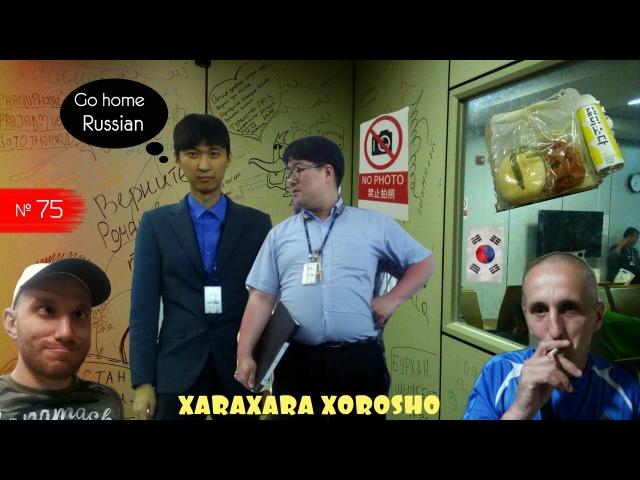 Южная Корея. Жесть. Депортация. 3 дня в подвале. Лайфхак. Серия №75