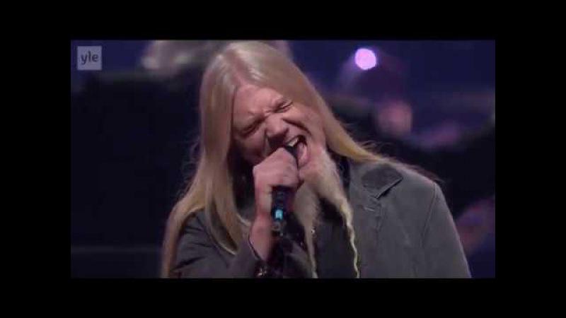 Nightwish - Marco Hietala and Norhern Kings 100 years of independence of Finlan (PRO SHOT) 2017