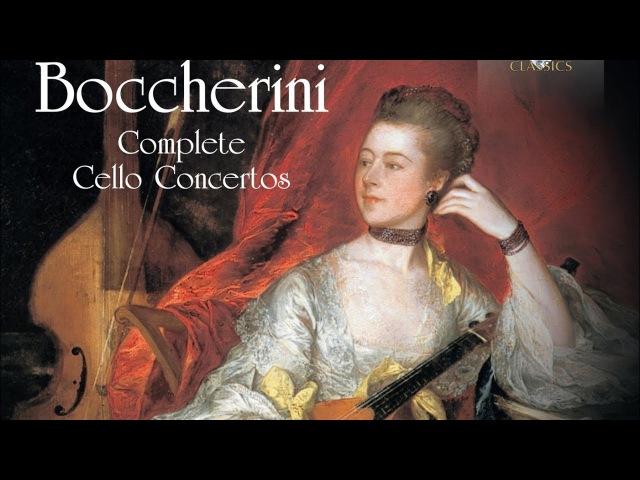 Boccherini Complete Cello Concertos