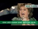 Joy Fleming - Ein Lied kann eine Brücke sein (Eurovision Song Contest 1975)