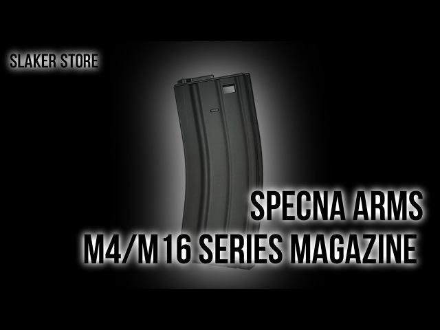 [SPECNA ARMS] МЕХАНИЧЕСКИЙ МАГАЗИН ДЛЯ М16М4 СЕРИИ