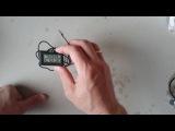 термометр с выносным датчиком за 80 рублей.