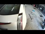 Короткое видео о замене тормозных колодок на Cadillac=)