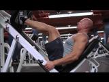Тренировка ног.Денис Семенихин