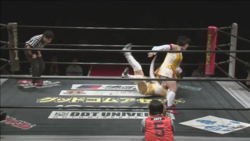 Maho Kurone, Rika Tatsumi vs. Nodoka-Oneesan, Yuu (TJP - Shinkiba de Bakon)