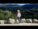 Моё путешествие из Inca в Lluc (Льюкский монастырь)
