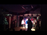 Баба Яга и Иван (спектакль