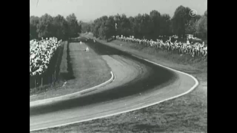 Wolfgang von Trip's Monza 1961 extended footage