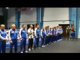 Представление сборной России среди юниоров на первенство Европы 2017