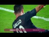 Gallo fantastic goal vs Qatar. 1-0