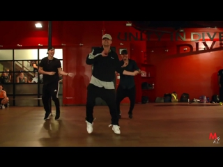 Timbaland - Give It To Me - Choreography With Anze Skrube