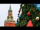 На Красной площади начали украшать елку