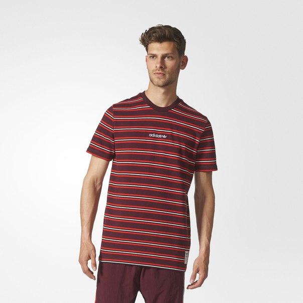 Футболка Stripe