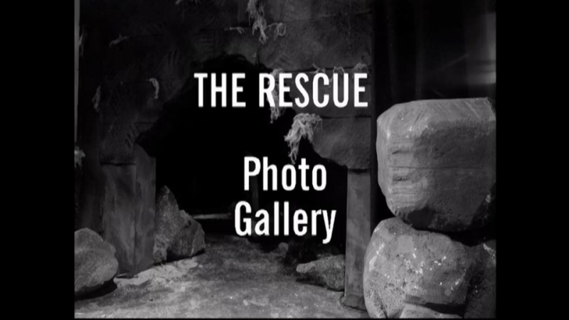 The Rescue - Photo Gallery