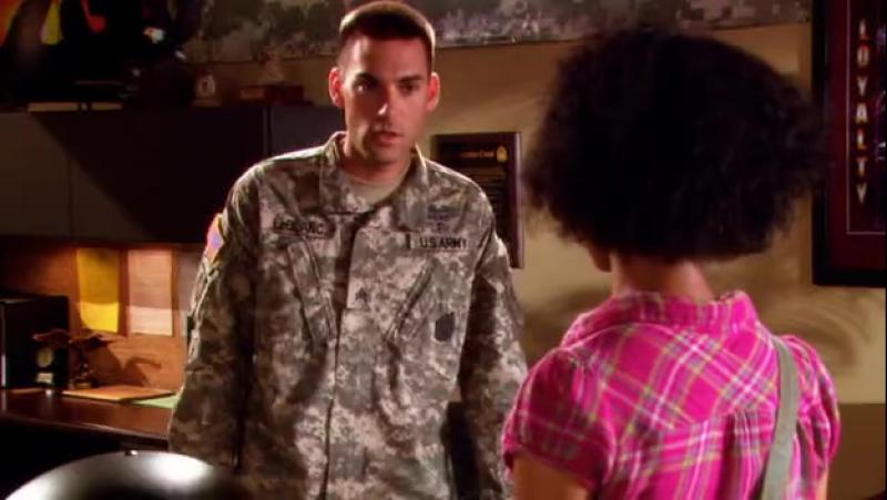 Армейские жены/Army Wives - 3 сезон 13 серия