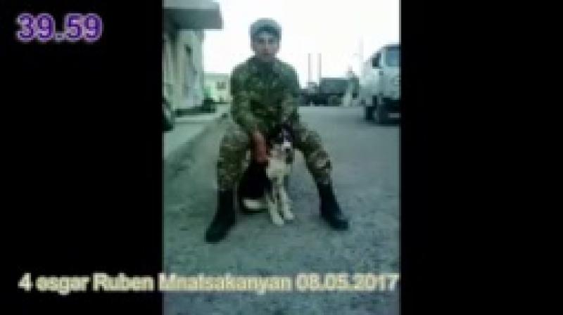 Ermənilərin 15 günə 8 leşi ad və foto 5 - 20 may 2017 - ci il