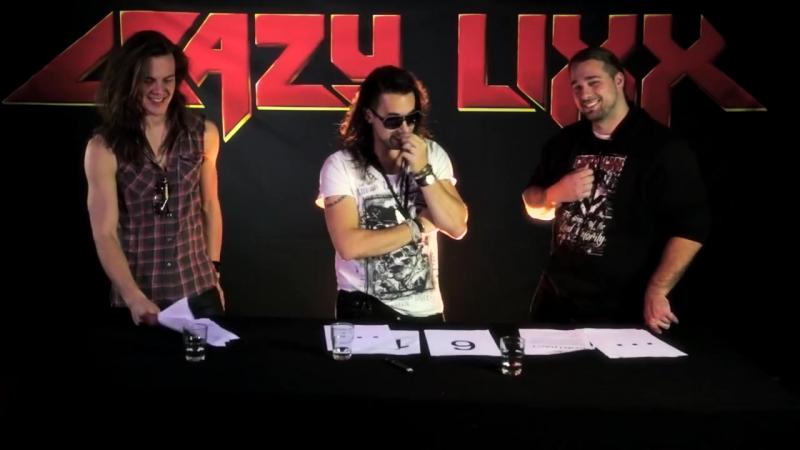 Crazy Lixx - All Looks, No Hooks