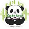 PandaWood. Слова, фоторамки, метрики, медальницы