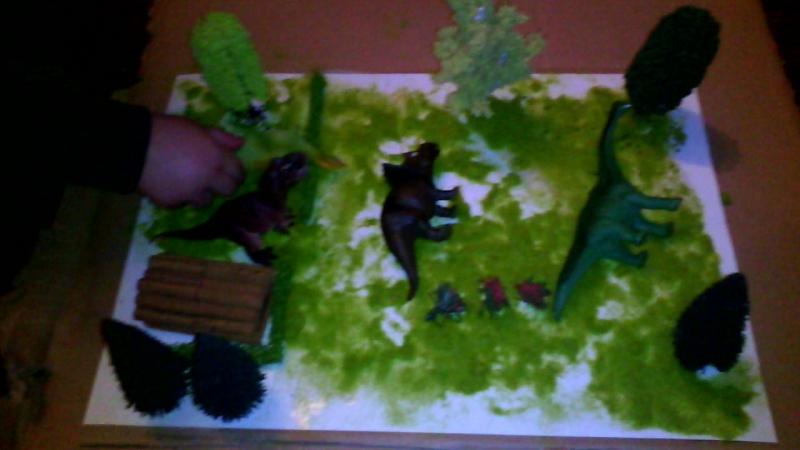 Долина динозавров..
