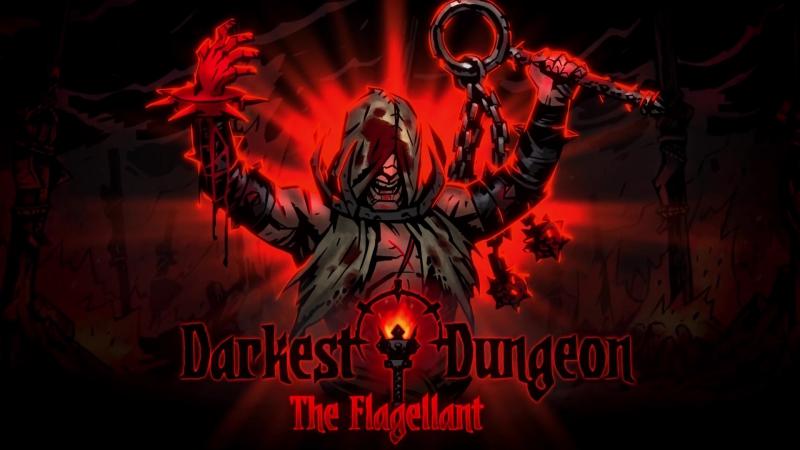 Darkest Dungeon Crimson Court - The Flagellant reveal
