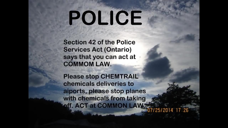 COMMON LAW, STOP CHEMTRAILS, VACCINES, FLUORIDATION, GMO, RF
